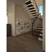 Laiptai modernūs su karpyta apačia B029
