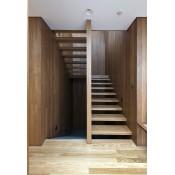 Mediniai laiptai A001